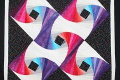 Dyed Pinwheels