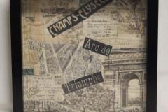 Paris Collage -7